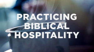 Pursue Hospitality! A Christian Virtue for All Believers.