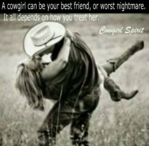 Random Cowgirl Quotes