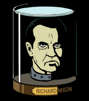 Richard Nixon's Head by ~Tydanubus on deviantART - Google Chrome_2012 ...