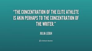 Elite Athlete Quotes