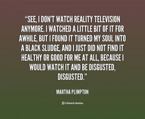 Reality TV Quotes