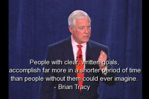 Brian tracy, quotes, sayings, leadership, clear dreams, wisdom