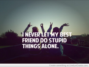 best friends, best friends are weird, cute, love, pretty, quote ...