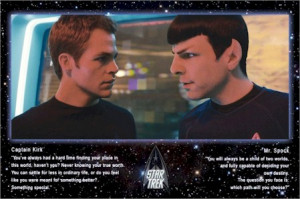 Star Trek Movie 2009 Spock Quotes