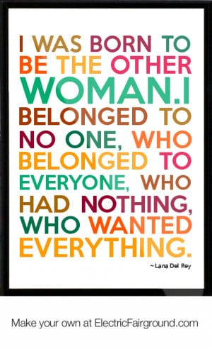 Quotes About Being The Other Woman , Homewrecker Quotes , Funny Quotes ...