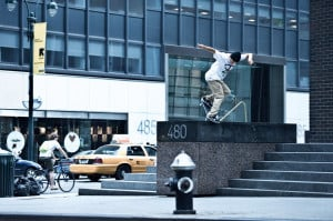 NYC Skateboarding with Paul Rodriguez