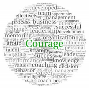 Courage - Courage Quote