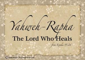 from Exodus 15:26