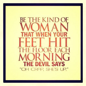quote #ohcrap #women #fierce