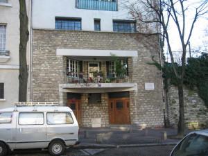 La maison de Tristan Tzara / Tristan Tzara's house