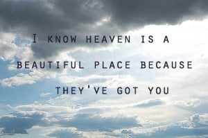Rest In Peace Heaven Quotes