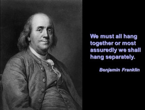 Benjamin Franklin Quotes Freedom