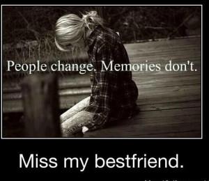 Miss My Bestfriend