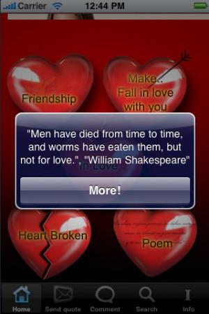 classic love poems quotes