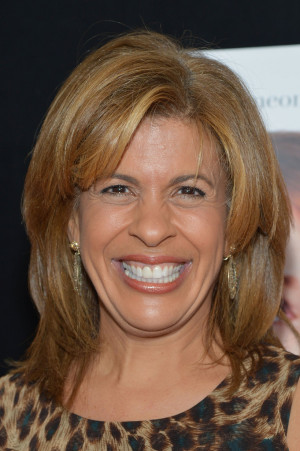 Hoda Kotb Attends The...