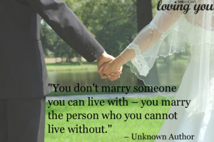20 Positive Quotes About Marriage