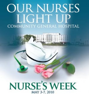 Festivities throughout the week acknowledge and thank our Nursing ...