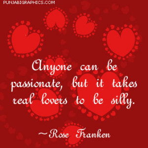 Love Quote: Anyone Can Be