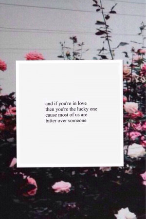 bitter love quotes