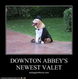 downton abbey quotes so dog gone funny 1001p228 downton abbey s new ...