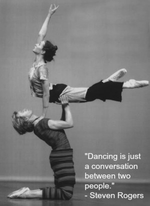 If you can't get enough ballet inspiration, add us on Pinterest, or ...