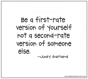 famous quotes about being yourself