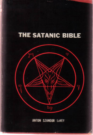 The Satanic Bible Original