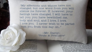 pride and prejudice bewitched quote - Căutare Google