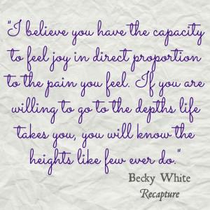 Recapture Quote 1