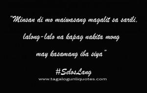 Tagalog Selos Quotes
