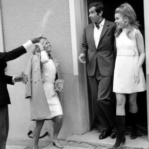 Jane Fonda Roger Vadim