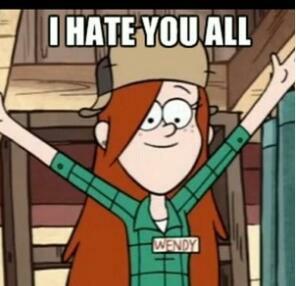Funny Gravity Falls Memes