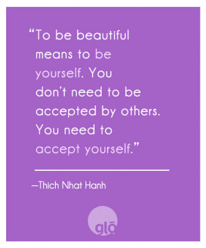 Quotes We Love: Thich Nhat Hanh