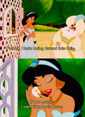 princess jasmine quotes