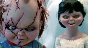 seed of chucky 1st Chucky + Tiffany