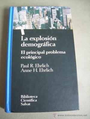 ECOL GICO Paul R Ehrlich Anne Ehrlich 1993 Libros sin clasificar