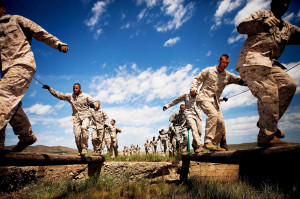 Marines from 1st Battalion, 11th Marine Regiment, 1st Marine Division ...