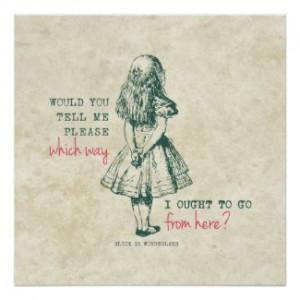 Alice in Wonderland Quotes
