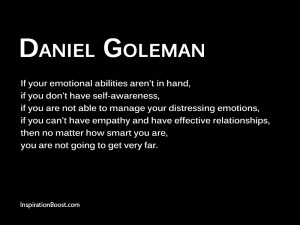 Daniel Goleman Emotion Quotes