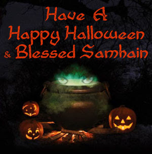 Thread: Samhain Blessings to one and all