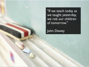 via Tony Vincent's Education and Technology Quotes Slideshare