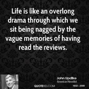 John Updike American