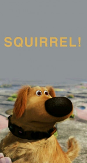 Dug from Up! Totally just like my dog ;)