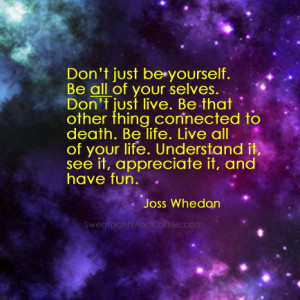 Awesome Quotes From Joss Whedon