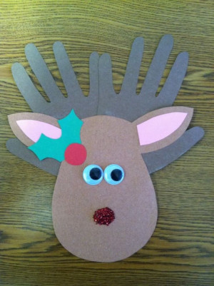 Cupcake for the Teacher: Rudolph, With Your Nose So Bright!