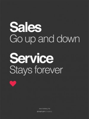 Sales quotes, best, motivational, sayings, service