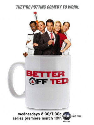 Better Off Ted - Intro