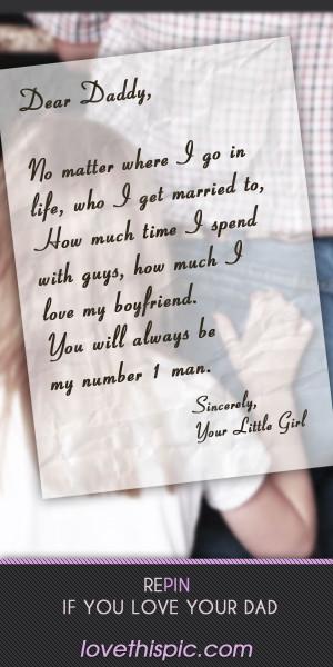 Dear Daddy