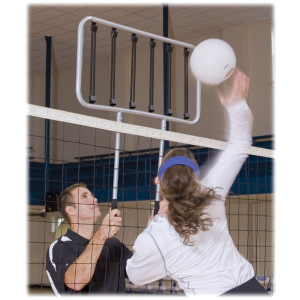 Volleyball Quotes For Blockers Tandem sport bungee blocker