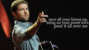 Country Lyrics ---All Over Me.....Josh Turner